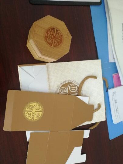 上海集藏 中秋银月饼花好月圆彩色银章 50克 晒单图