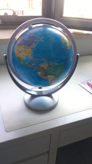 中国地理全图+世界地理全图(1170mm*865mm 专用挂图 学生专用版套装) 晒单图