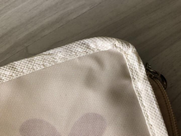 装被子的袋子搬家袋棉被袋行李袋编织袋打包蛇皮袋牛津布加厚防水 无窗幸运四叶草 大号【约58升/60*40*24cm】 晒单图