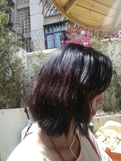 欧莱雅(LOREAL)卓韵霜护发染发霜#4(自然棕色) 晒单图