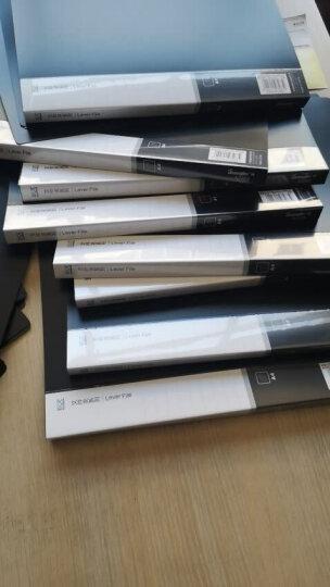 广博(GuangBo)12只装PP单强力A4文件夹板/资料夹/档案夹 锐文A2081 晒单图