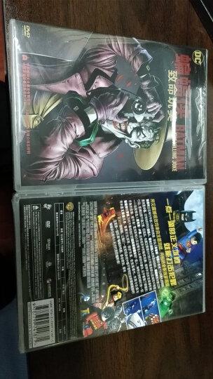 乐高:蝙蝠侠电影(DVD5) 晒单图