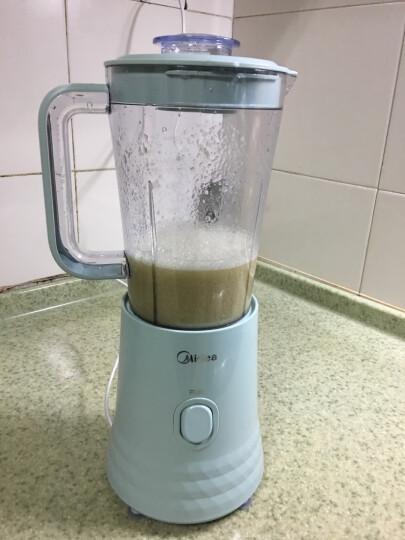 美的(Midea) 料理机WBL2531H 三合一多功能家用搅拌榨汁机 晒单图