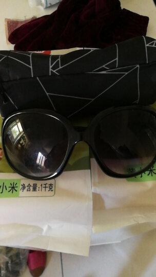 超龙(CHAOLONG)珍珠狐狸头大框偏光太阳镜女士款墨镜眼镜高清眼镜司机开车骑行眼镜(送全套包装) 狐狸款-紫色偏光镜 晒单图