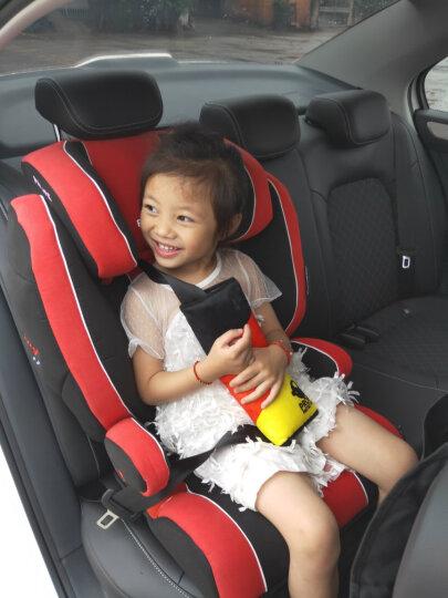 RECARO 德国原装进口 儿童 汽车 安全座椅isofix 安全座椅3-12岁 莫扎特2代 限量赛车版 晒单图