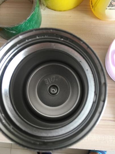 膳魔师(THERMOS) 真空不锈钢保温焖烧罐焖烧杯带泄气阀保温餐盒TCLA-470S 附勺 凯蒂猫 晒单图