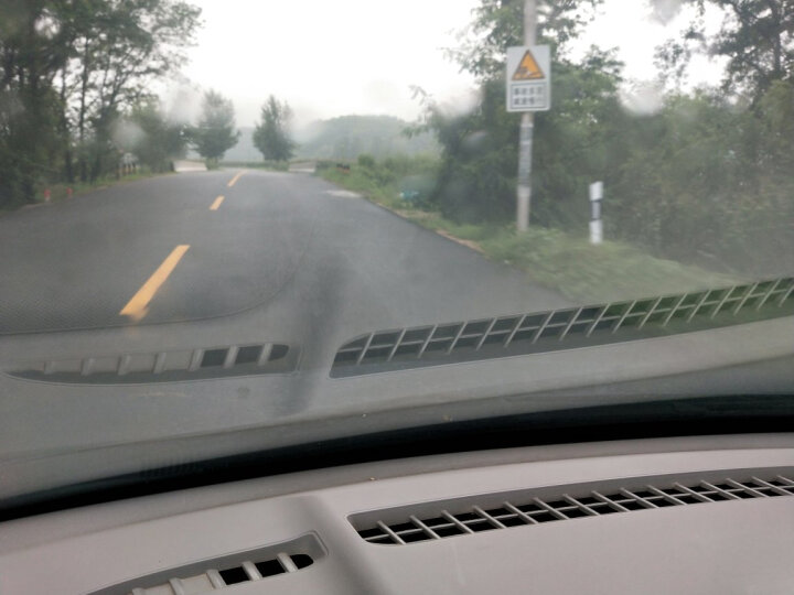博世(BOSCH)雨刷器/雨刮器/雨刮片风翼U型无骨18英寸一支装(具体车型咨询在线客服) 晒单图