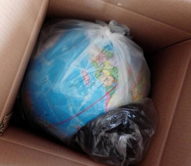 博目地球仪:32CM中文政区教辅地球仪(惠学版) 晒单图