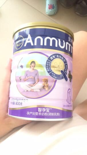 安满(Anmum)智孕宝 孕妇配方奶粉800克(新西兰原装进口) 晒单图
