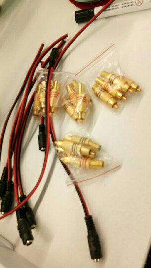 dahua大华高保真拾音器 监控摄像机监控麦克风声音录音器摄像头高清音频器DH-HSA200 晒单图