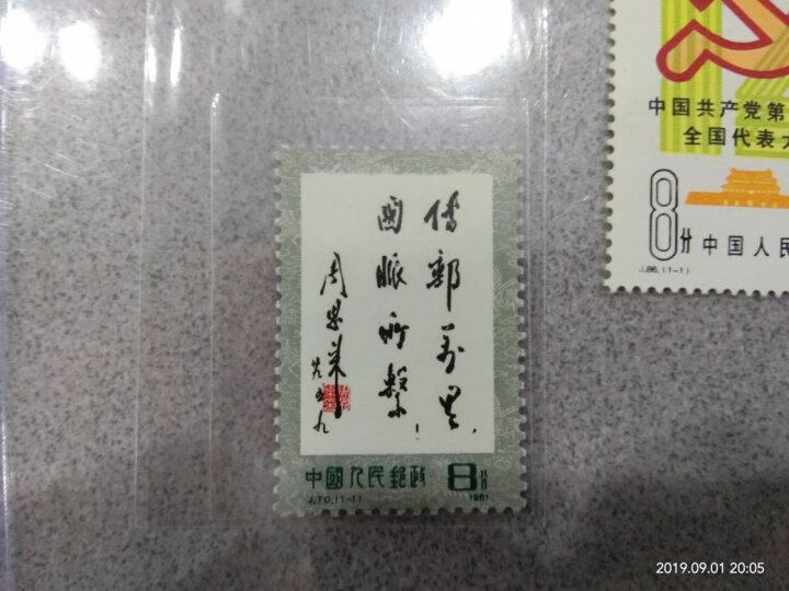 东吴收藏 1995年 邮票 集邮 13-27 1995-19 桂花 无齿小型张 晒单图