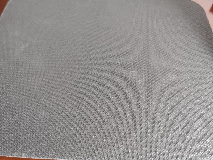 镭拓(Rantopad) H1mini橡胶布面便携笔记本电脑办公鼠标垫 小号 黑色 京东自营 凑单 晒单图