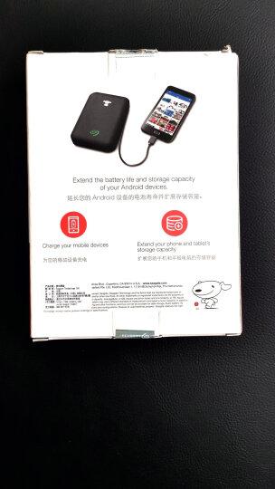 希捷(Seagate) 1TB USB3.0 移动硬盘 睿致 免费数据救援 9.6mm轻薄便携 高速传输 金属面板 圆点设计 银色 晒单图