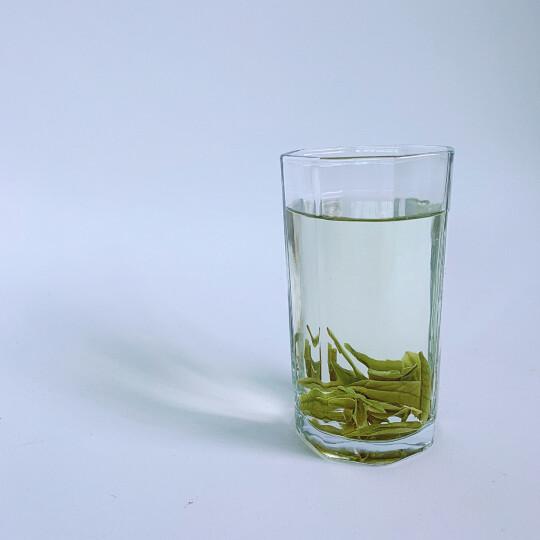 明前安吉白茶2019新茶一杯香茶叶绿茶春茶珍稀白茶礼盒装新茶100g 晒单图