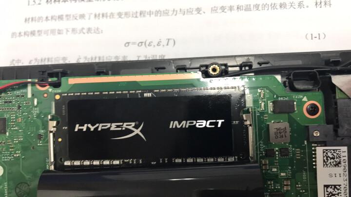 金士顿(Kingston) DDR3 1600 8GB 笔记本内存 骇客神条 Impact系列 低电压版 晒单图