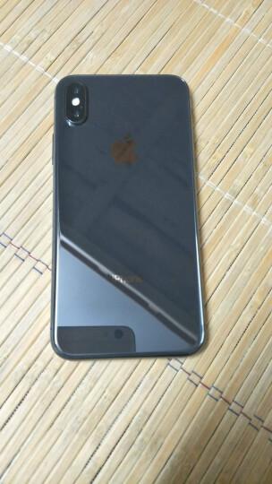 尼绅 苹果X/XS钢化膜 iphone x/10/xs max防窥膜7D全屏高清手机保护贴后膜磨砂 苹果x/xs【真7D全屏隐形膜-高清】【酷睿黑】 晒单图