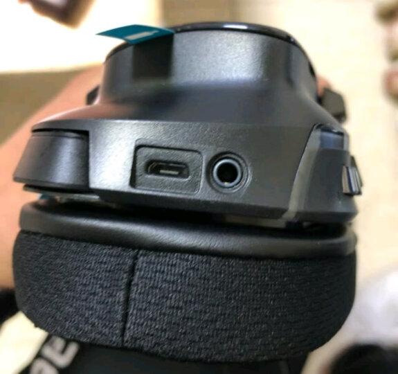 罗技(G)G533 DTS 7.1无线游戏耳机 带麦克风话筒 电脑电竞环绕声耳机耳麦 头戴式 吃鸡耳机 简约设计版G933 晒单图