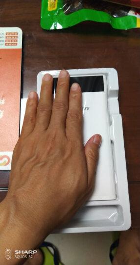 品胜(PISEN)LCD电库20000毫安 移动电源/充电宝大容量双输出 液晶数显 适用于iPhone11/Xs Max/XR/X/8 晒单图