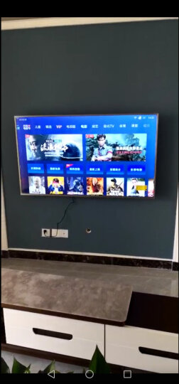 乐歌 L7(42-70英寸)电视挂架加厚电视支架旋转伸缩壁挂电视机架 60/65英寸小米创维索尼TCL海信等大部分通用 晒单图