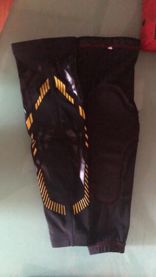 狂迷(kuangmi) 狂迷运动健身护腰带透气护具男篮球举重深蹲装备男女 透气-可拆卸 XL-适合裤码32-37 晒单图