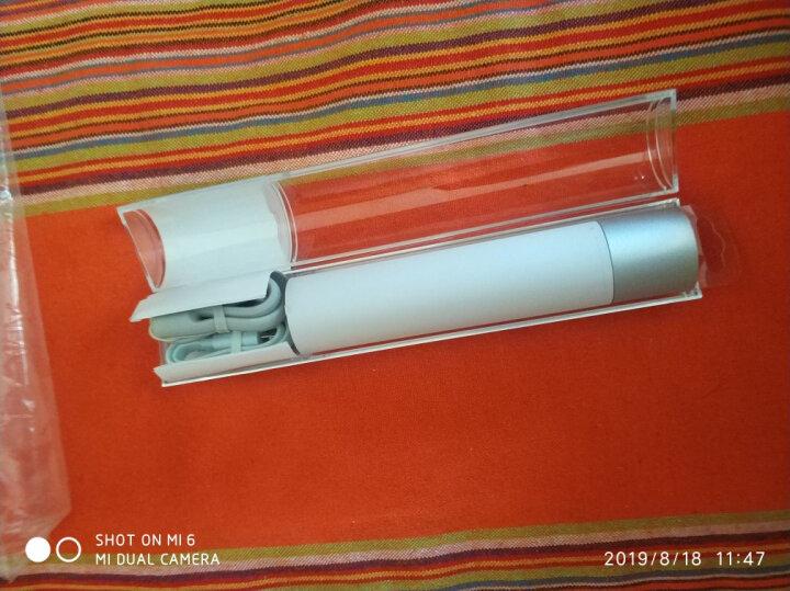 小米随身手电筒 11档调光 3350mAh大电量 家用小巧便捷可充电带移动电源 晒单图