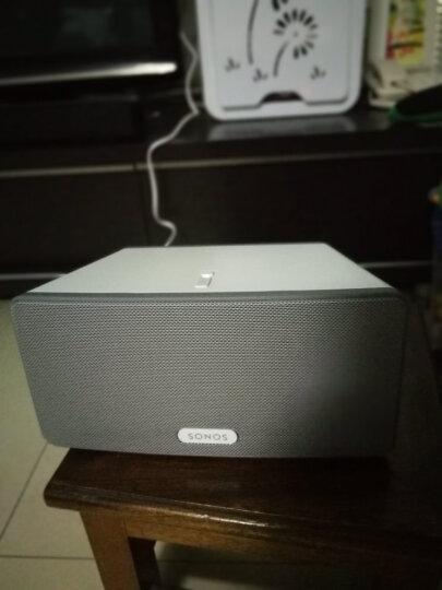 SONOS PLAY:3 音响 音箱 家庭智能音响系统 智能音响 WiFi无线 多房间 (白色) 晒单图