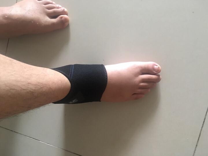 LP运动护脚踝护具篮球护踝男女扭伤防护脚腕护裸固定绷带关节768 男女 M单只 晒单图