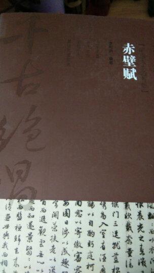千古绝唱系列:赤壁赋(旷达人生的哲思) 晒单图