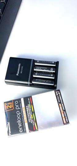 松下(Panasonic)爱乐普5号充电电池 充电套装五号电池智能急速充电器 麦克风相机闪光灯电池 晒单图