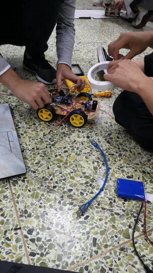 酷道K48 L298N电机驱动板模块步进电机直流电机适用智能车机器人等 晒单图