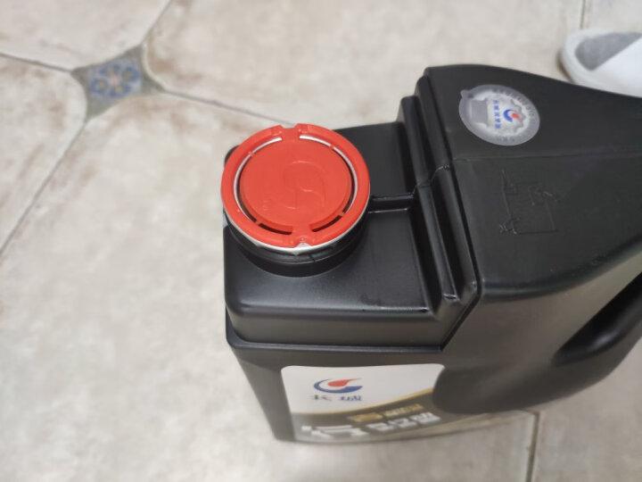 长城金吉星【行系列】SN/GF-5 5W-30全合成汽油机油 行 5W-30(4L)+油路净+油箱宝(单支) 晒单图