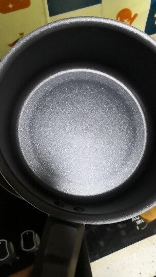 炊大皇 奶锅 不粘锅小汤锅 16cm泡面锅煮奶锅婴儿辅食锅热奶锅 电磁炉燃气煤气灶明火通用N16D1 晒单图