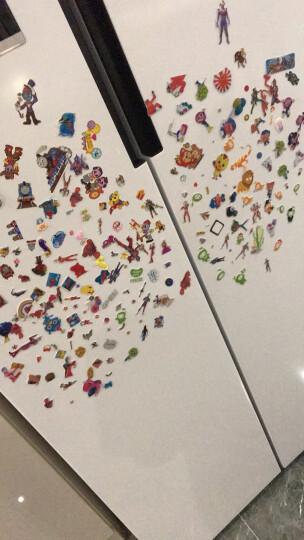 阳光男孩 儿童贴纸立体卡通贴纸PVC材质卡通动物人物粘贴画 1015麦昆 晒单图
