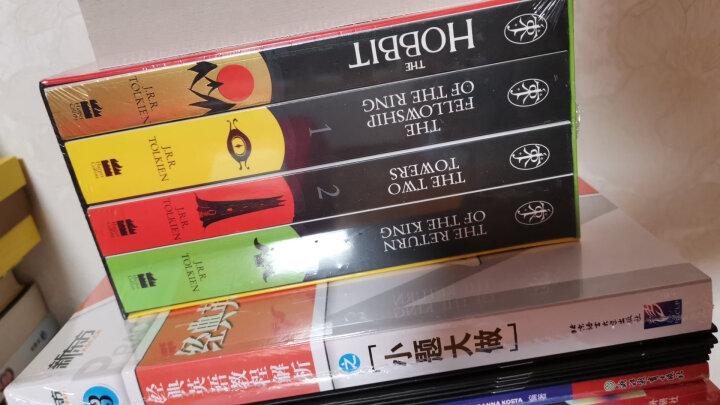 The Hobbit & The Lord of the Rings Boxed Set霍比特人&指环王套装(共4册) 英文原版 晒单图