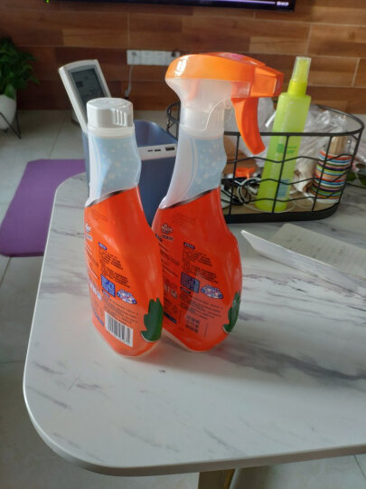 威猛先生 浴室清洁剂 双包装 500g+500g  除菌 去除水垢 皂垢 除霉剂 气味清新(新老包装随机发货) 晒单图