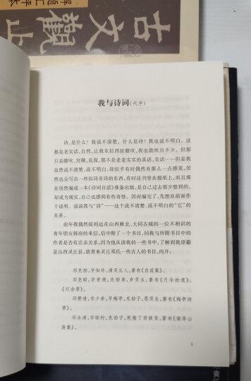 邓云乡集:诗词自话 晒单图