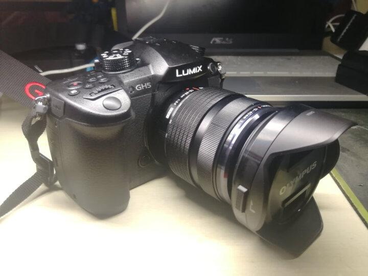 松下(Panasonic)DC-GH5GK 微型单电数码相机/照像机 4K视频 搭配奥林巴斯12-40 F2.8 晒单图