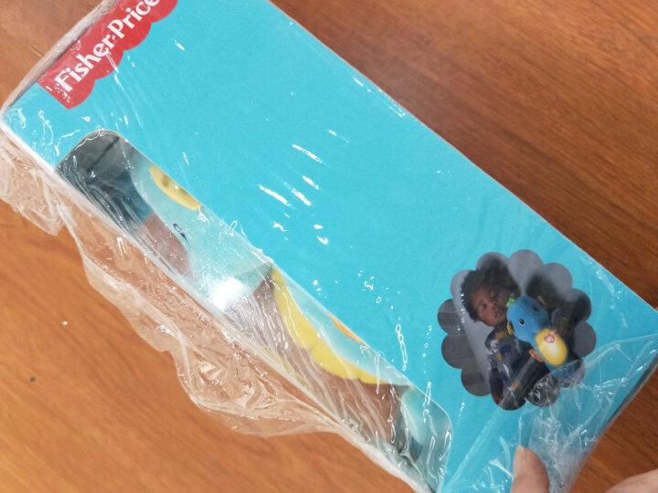 费雪(Fisher Price)益智玩具声光安抚海马DGH82-蓝色 晒单图