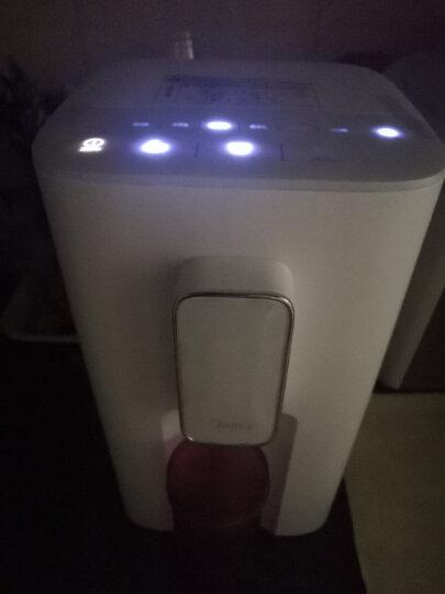 美的(Midea)电水壶即热速热电热水瓶即热式饮水机热水瓶多段智能控温电热水壶台式烧水壶MK-HE3001  晒单图