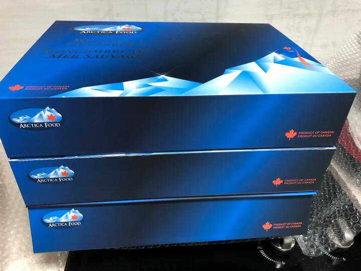 北极食品(ARCTICA FOOD)淡干海参干货 加拿大进口野生北极参 海鲜干货礼盒 标准级 454g 24-28头 礼盒装 晒单图