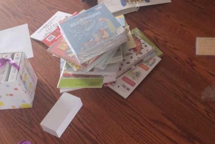 斯凯瑞金色童书进口原版 平装 童趣绘本学前教育 晒单图