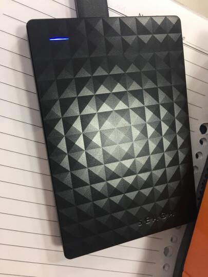 希捷(Seagate) 5TB USB3.0 移动硬盘 睿品 2.5英寸 兼容Mac 金属面板 自动备份 高速传输 轻薄便携 商务黑 晒单图