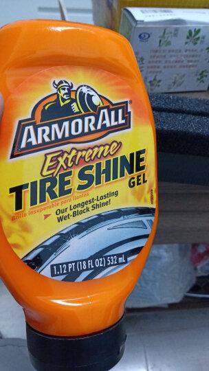 牛魔王(ARMOR ALL)美国原装进口轮胎蜡轮胎光亮剂保护剂去污防水防尘轮胎保护液轮胎釉轮胎宝 汽车用品 晒单图