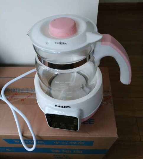 舒氏(SNUG)恒温调奶器 多功能恒温婴儿冲奶器冲泡奶粉电热水壶 温奶暖奶器恒温冲奶机S308II 晒单图