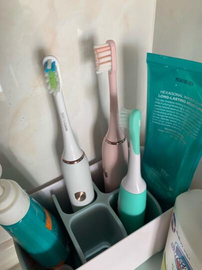 素士(SOOCAS)电动牙刷 成人口腔护理 美白声波感应充电式牙刷小米生态企业链X3白金升级版 晒单图