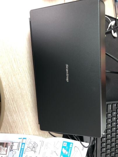 富士通(Fujitsu)ix500无线wifi高速高清发票身份证文档彩色双面A4扫描仪 晒单图