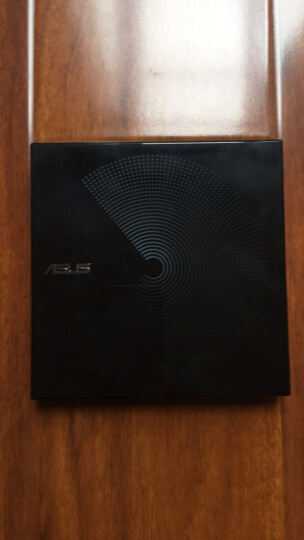 华硕(ASUS) 8倍速 USB2.0 外置移动DVD光驱 黑色(兼容Win7、Win10和苹果 操作系统/SDR-08B1-U) 晒单图