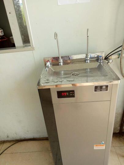 三鼎 直饮机商用开水器开水机学校幼儿园饮水机不锈钢烧水机器办公室直饮水机设备 800W+125W/220V 一开一制冷冰水 晒单图