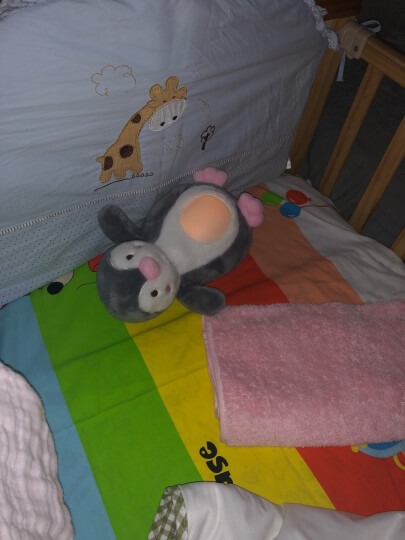 贝恩施(beiens) 益智玩具 儿童安抚声光 宝宝音乐玩具 早教故事机可充电蓝牙连接 WW01樱花粉 晒单图