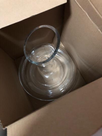 RCR 意大利进口水晶玻璃红酒杯葡萄酒杯意大利品牌醒酒器酒樽酒具大套装 红酒杯_788ml*2支 晒单图